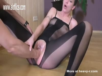 Powerful Squirting Orgasms After Fisting