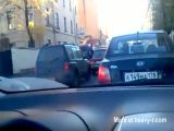 Russian Shooting On Streets Like GTA