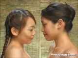 Older And Younger Japanese Lesbians