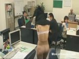 New office girl humiliated