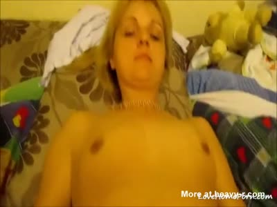 Wife Spreads Her Legs For My Long Boner