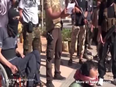 ISIS Wheelchair Execution