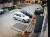 Creative Parking Solution