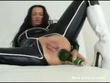 Anal Beer Bottle Fucking