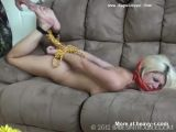 Hogtied Rape