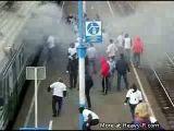 Hooligans being hooligans