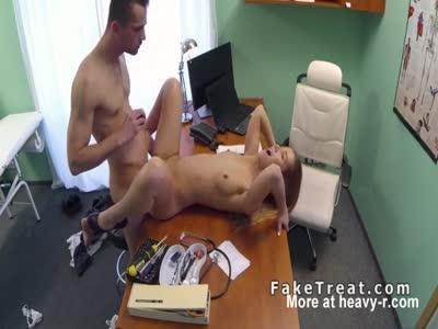 Nurse Treats Patient With Sex