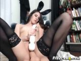 Bunny Babe And Her Magic Wand