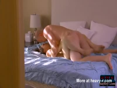Amateur couple first time threesome with an open minded girl