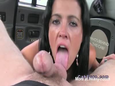 Busty Milf Fucked In Taxi
