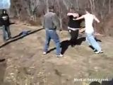Brass Knuckles Fight