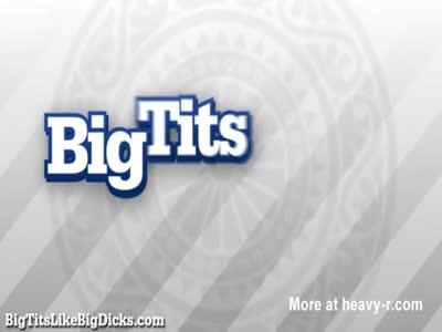 Busty Brunette Gets Wet For Big Dicks!