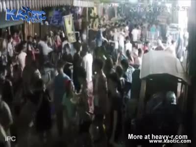 Innocent Tourists Attacked In Thailand
