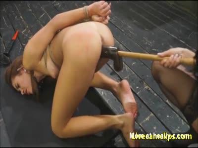 Lesbian Bondage Domination