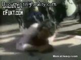 Man Gets A Shot Point Blank With Shotgun