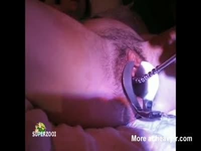 Urethral Sounding Orgasm