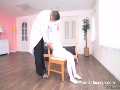 Bizarre Japanese Woman Bandaged Head To Toe