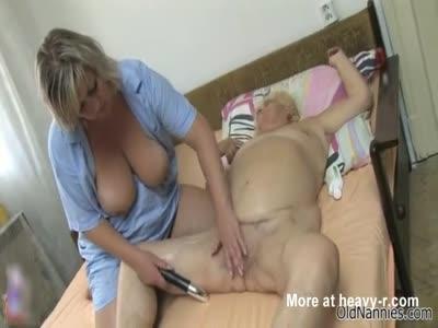 Toying Granny