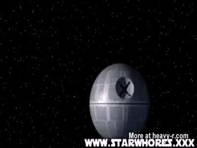 Star Wars Princess Lea Threeway
