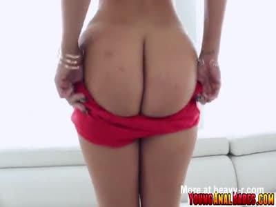 Twerking Ritua For Anal Sex