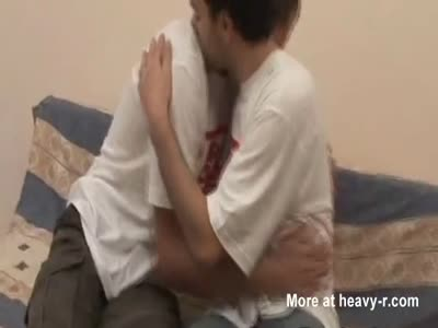 Gay Moaning After a Painful Assfuck