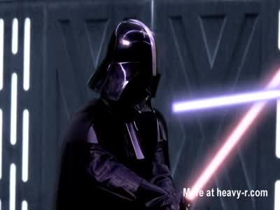 Star Wars The Force Awakens - XXX Parody