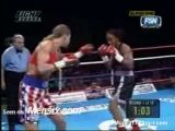 Female Boxing Knock Outs