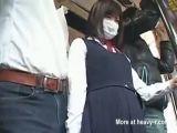 Schoolgirl Raped In Bus