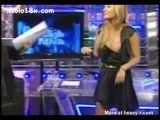 Jessica Cirio Boob Flash On Tv