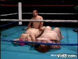Two BBW vs One Midget