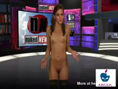 Naked News With Emma Watson