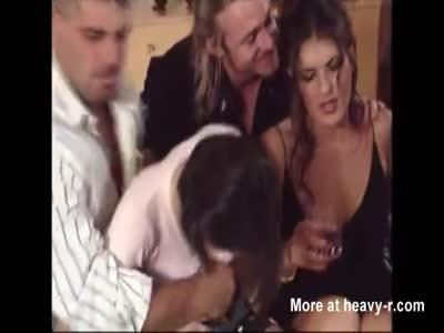 Party rape