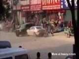 Extreme Road Rage Violence