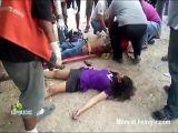 Murder suicide in public