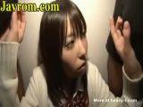 Asian Schoolgirl Threesome