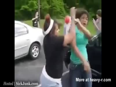 Awesome Teen Girl Fight