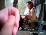 Public Wanking In Front Of Teen Girl